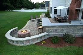 small patio paver ideas patio design ideas with top 5 patio design