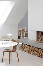 scandinavian style fireplace scandinavian design ambiances