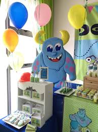 Monster Inc Baby Shower Decorations Theme Monster Inc U2013 Its More Than Just A Party