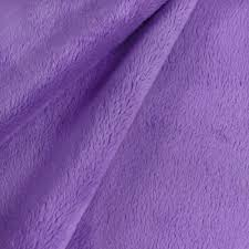 purple minky fabric onlinefabricstore net