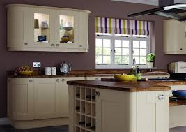trend kitchens painted cream shaker house design pinterest