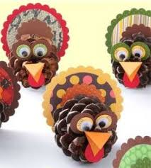 25 unique pinecone turkey ideas on pine cone turkeys