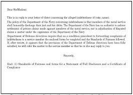 referral to service member debtor