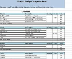 Project Spreadsheet Template Excel Get Project Budget Template Excel Projectmanagementwatch