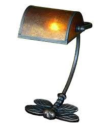 ideas battery operated table lamp with shade battery powered