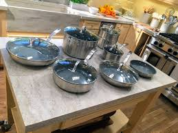my culinary science cookware collection at macy s the martha if you caught my recent back to school family breakfast facebook live you saw many of my new pots and redesigned kitchen essentials