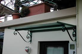 tettoia ferro battuto tettoie e pensiline in metallo a treviso cadorin carpenterie srl