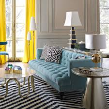 baxter t arm sofa modern furniture jonathan adler idolza