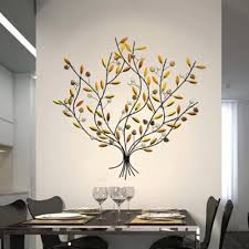 wall design metallic wall decor design metallic wall decor india