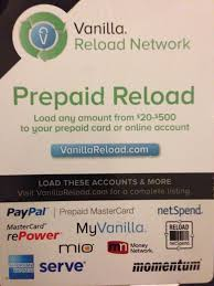 cvs prepaid cards last day to buy vanilla at cvs with credit card running with