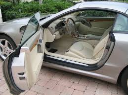 mercedes benz sl class questions what is the interior color with