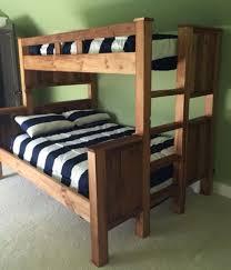 45 best bunk beds diy images on pinterest building bunk beds