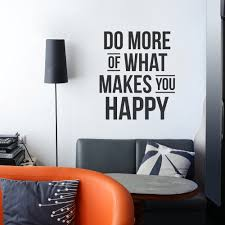 more happy wall decal quote wallums decor more happy wall decal quote