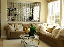 living room modern retro interior design ideas with neutral color
