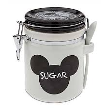 Mickey Mouse Kitchen Set by Your Wdw Store Disney Mickey Mouse Kitchen Canister Set