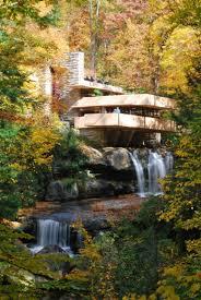 frank lloyd wright waterfall frank lloyd wright u0027s fallingwater in autumn pics