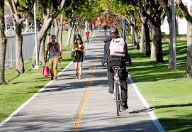 Cal Poly Pomona Campus Map Cal Poly Pomona Seeks To Make Campus More Bicycle Friendly U2013 Daily