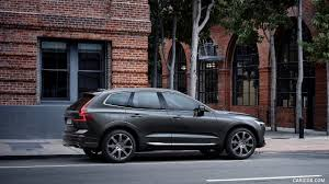 2018 Xc60 2018 Volvo Xc60 T6 Inscription Color Pine Grey Side Hd