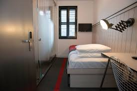 the smallest hotel rooms in new york city according to oyster com