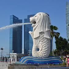 singapore lion singapore lion statue vincentaa sculpture