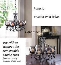 french country candle chandeliers ebay