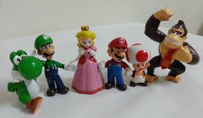 Super Mario Decorations Super Mario Cake Topper Decoration End 1 10 2015 9 15 Pm