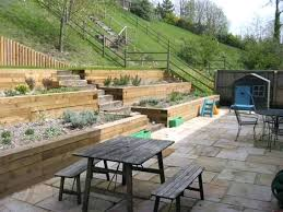 Backyard Slope Landscaping Ideas Backyard Landscaping Slope Hillside Landscaping Tips Backyard