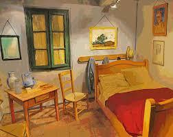 chambre vincent gogh bright ideas description de la chambre gogh image 14092 gif