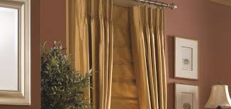 Custom Blinds And Drapery Pleated Drapes Curtains Shades Curtains And Custom Blinds