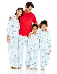 matching pajama for family