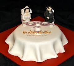 3d cake 3d wedding cake by osbolosdaana on deviantart