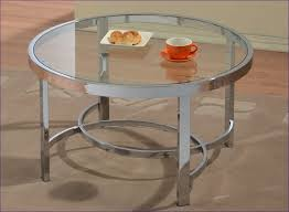 Chrome And Glass Coffee Table Living Room Amazing Glass Coffee Table With Gold Legs Black