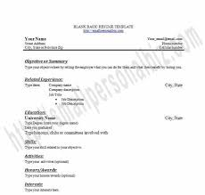 How To Type A Resume For A Job by Resume No Job Experience How To Write A Resume With No Job