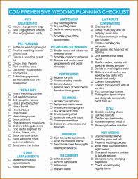 wedding planner license wedding wedding planner checklist template planning printable 22