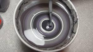 shades of gray color fifty shades of grey water marble diy nail art tutorial