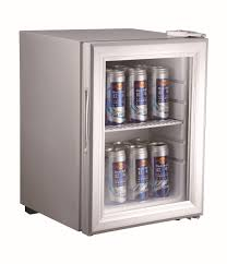 table top front open mini freezer glass door mini fridge buy