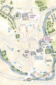 map uk bath getting here bath venues