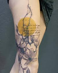 70 magnolia flower tattoo design ideas nenuno creative