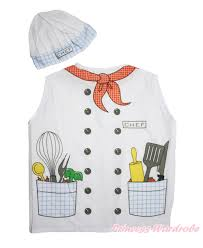 toddler chef costume halloween popular cooking costume for children buy cheap cooking costume for