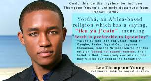Friday Night Lights Movie Online Lee Thompson Young Shot Himself In The Head Because Of Depression