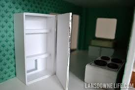 diy dollhouse kitchen furniture part 3 of 6 lansdowne life