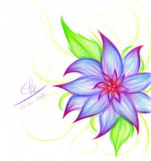 images of flower drawings free download clip art free clip art