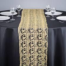 wedding tables black burlap table runner wedding burlap table