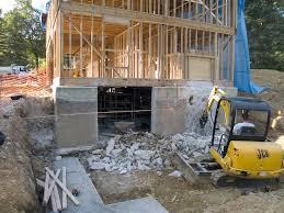 basement whole house renovation in wayne pa