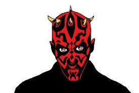 how to draw darth maul drawingnow