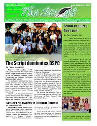 Boy Scout Flag Raising Ceremony Script The Script Publications By The Script Publications Issuu