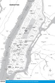 Printable Map Of New York City by Blank Map Of New York City You Can See A Map Of Many Places On