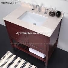 new model solid wood bathroom furniture solid wood bathroom