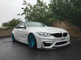 modified bmw m4 uk 1st bmw m4 with armytrix exhaust airrex and 20