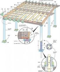 Pergola Plans Designs by This Is Just Amazing This Site Has Tons Of Pergola Plans That
